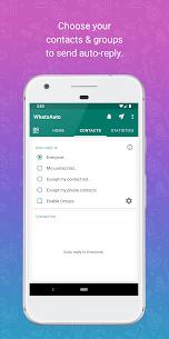 WhatsAuto – Reply App 2
