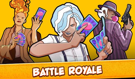 Lockdown Brawl: Battle Royale Card Duel Arena CCG 2.1.0 screenshots 8
