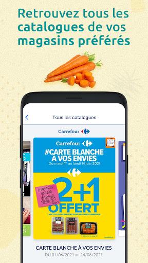 Carrefour : drive, livraison & carte de fidu00e9litu00e9 apktram screenshots 5