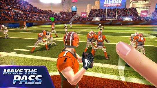 All Star Quarterback – American Football Sim 2