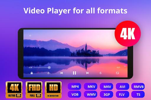 Video Player All Format  screenshots 1