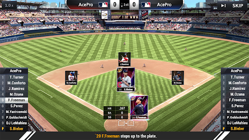 MLB 9 Innings GM 5.0.0 screenshots 6