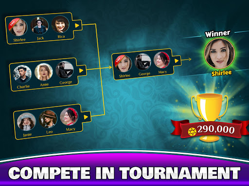 Tonk Multiplayer - Online Gin Rummy Free Variation modavailable screenshots 12