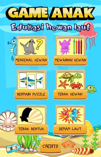 Game Anak Edukasi Hewan Laut 2.6.2 screenshots 1