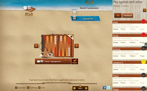 iTavli-All Backgammon games 5.2 screenshots 16