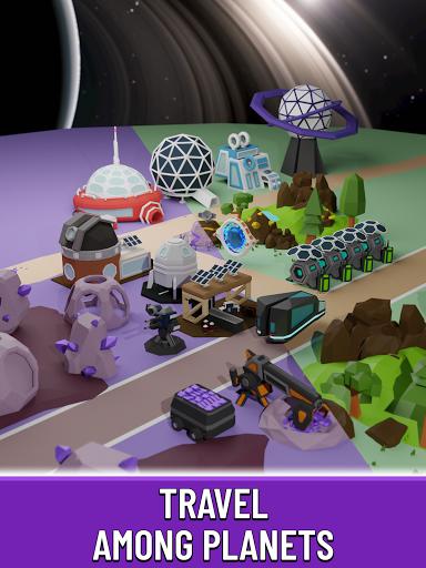 Space Colony: Idle  screenshots 10