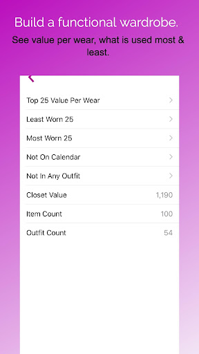 Pureple Outfit Planner hack tool