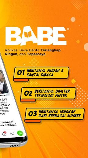 BaBe+ - Berita Indonesia 11.1.1.01 screenshots 2