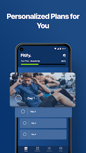 Fitify: Workout Routines & Training Plans (MOD APK, Pro) v1.14.7 5