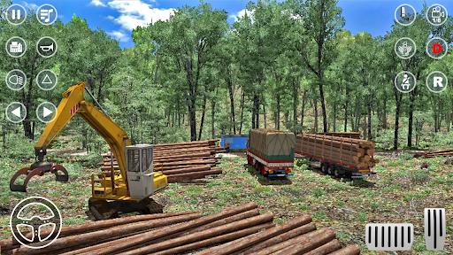 Indian Truck Cargo Game 2021 Real Truck Games 1.0 screenshots 15