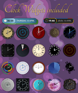 Ciclo - Icon Pack Screenshot