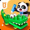 아기 팬더의 동물 퍼즐