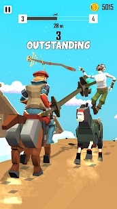 Mount Hit: Knight Joust Multiplayer Battle Royale Game Hack Android and iOS 5