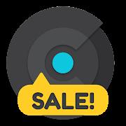 CRISPY DARK - ICON PACK (SALE!)  Icon