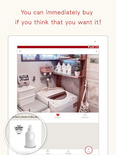 RoomClip Interior PhotoSharing 5.9.1 screenshots 15