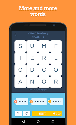 Word Academy 2.0.5 screenshots 2