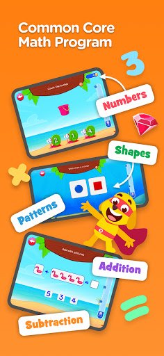 Kiddopia: Preschool Education & ABC Games for Kids  screenshots 3