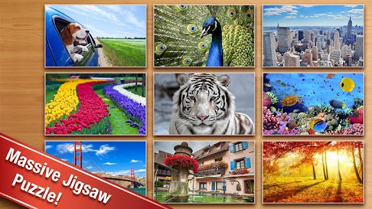 Jigsaw Puzzles Mod Apk 6.0.6 [Unlimited Coins] Download Free 2
