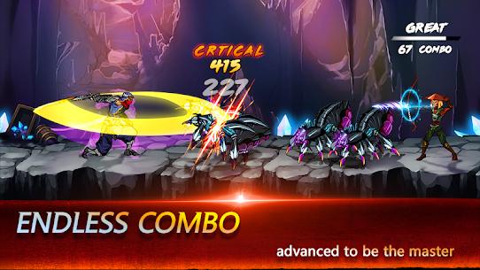 Ninja Hero – Epic fighting arcade game 1.1.0 Mod APK (Unlock All) 1
