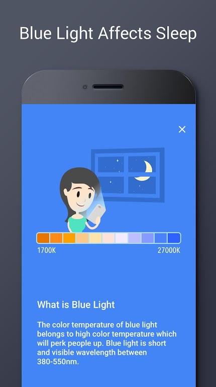 Blue Light Filter - Night Mode, Night Shift  poster 6