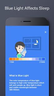 Blue Light Filter - Night Mode, Night Shift