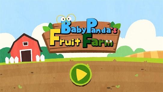 Baby Panda's Fruit Farm – Apple Family 6