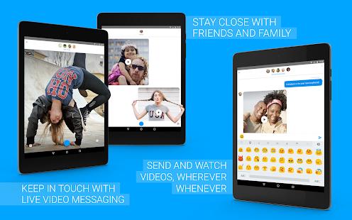 Glide - Video Chat Messenger  Screenshots 8