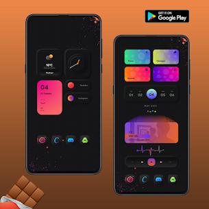 Chocolate KWGT Mod Apk v3.0.0.0 (Paid) 3