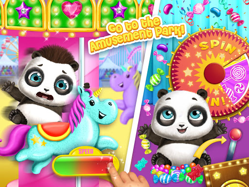 Panda Lu Baby Bear City - Pet Babysitting & Care 5.0.10008 Screenshots 9