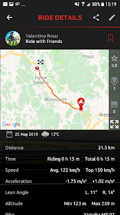 MyRide – Motorcycle Routes
