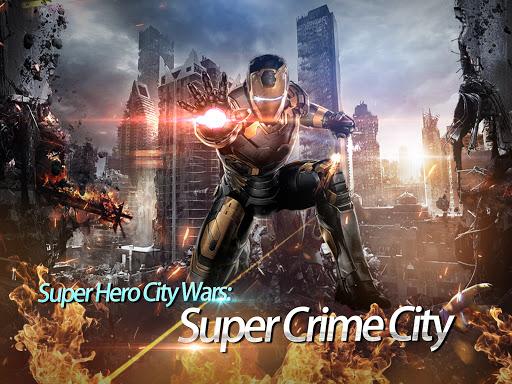 Super Hero City Wars:Super Crime City 9 screenshots 5