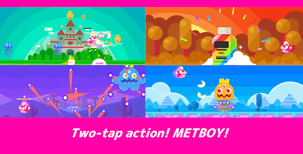 METBOY! Screenshot