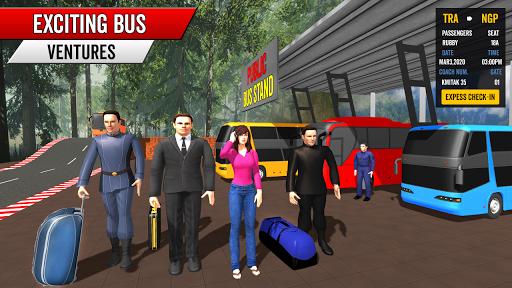 Coach Bus Driving Simulator 2020: City Bus Free 0.1 Screenshots 15