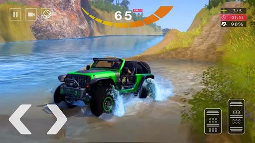 Offroad Jeep Simulator 2020 - Jeep Driving 2020  screenshots 1