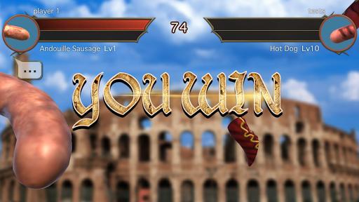 Sausage Legend - Online multiplayer battles 2.2.0 screenshots 2