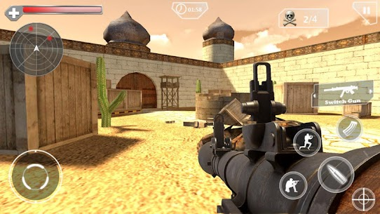 Special Strike Shooter Hack Cheats (iOS & Android) 3