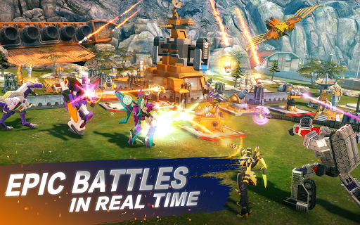Transformers:Earth War android2mod screenshots 10