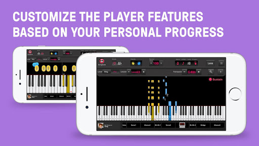 OnlinePianist - Free Piano Lessons for Songs  Screenshots 5