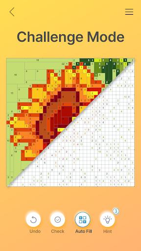 Happy Pixel Puzzle: Free Fun Coloring Logic Game 2.7.2 screenshots 1