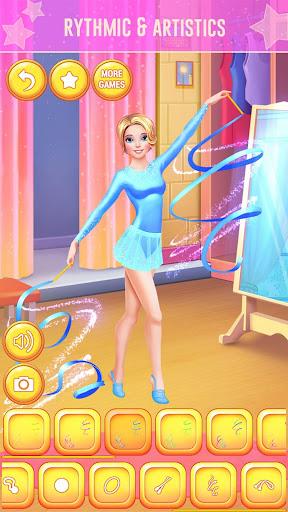 u2605 Gymnastics Games for Girls - Dress Up u2605 screenshots 16
