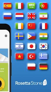 Rosetta Stone: Learn, Practice & Speak Languages 8.10.0 Screenshots 2