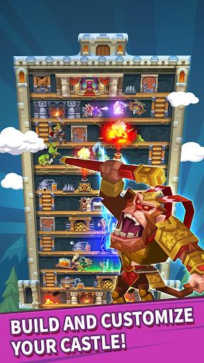 monster castle screenshot 2