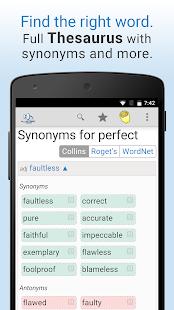 Dictionary Screenshot