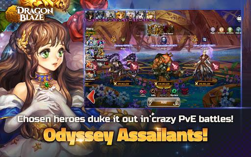 Dragon Blaze screenshots 2