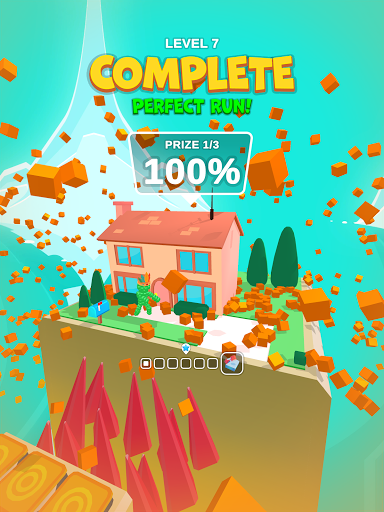 Pixel Rush - Epic Obstacle Course Game android2mod screenshots 11