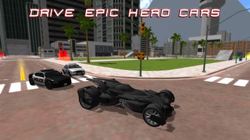 Spider Hero : Super Rope Man 2.07 screenshots 3