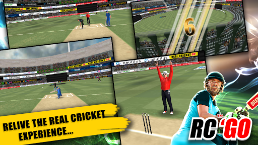 Real Cricketu2122 GO  screenshots 2