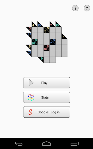 Kakuro Logic Puzzles 1.101 screenshots 6
