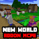 New world mod for MCPE - Androidアプリ