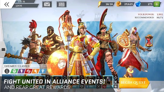 Gods of Rome Mod Apk – Unlimited Money and Gems 3